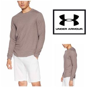 UNDER ARMOUR Mineral Recovery Sleepwear Top NEW